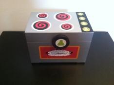 Tatutina recipe box