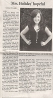 Mrs. Holiday_Fairfield Sun page 2