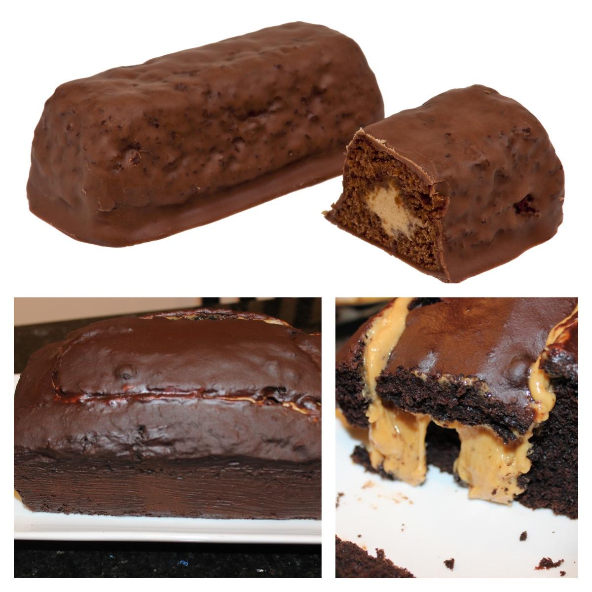 Recipe For Funny Bones Snack Cake